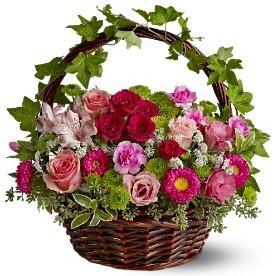 Femeile și florile